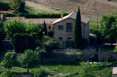 Maison de Maître avec dépendances en Comtat Venaissin