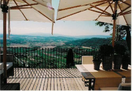 Maison de village Gordes avec vue exceptionnelle