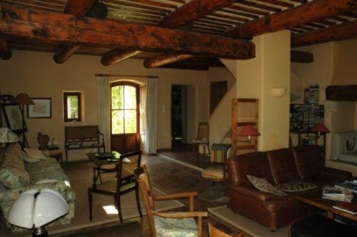Superbe propriété en Luberon, Bonnieux, avec Mas du XVIIIème siècle, bassin, orangeraie...