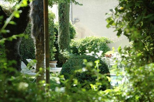 Alpilles, hotel Particulier XVIIème avec appartements