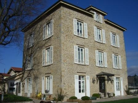 Maison de Maitre proche de Lyon, 8 minutes du centre, belle vue
