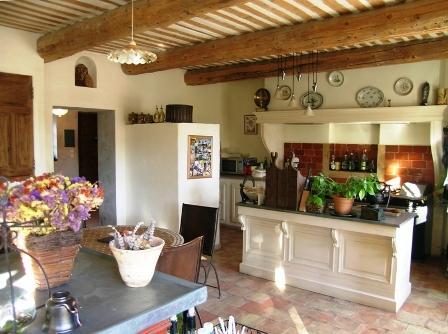 Mas en Provence proche Cavaillon au porte du Luberon