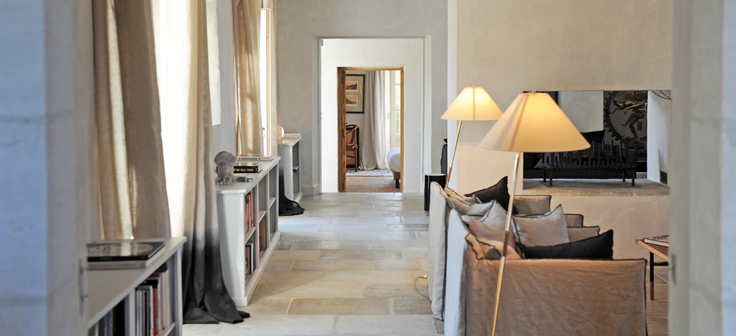 Intérieur et décoration de prestige en Provence - Luberon