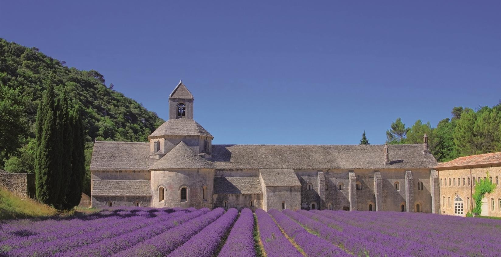 Abbaye de Senanque - Gordes Provence