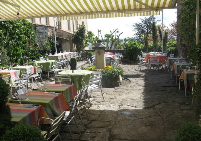 Le jardin restaurant gordes liens utiles agence rosier Le jardin restaurant