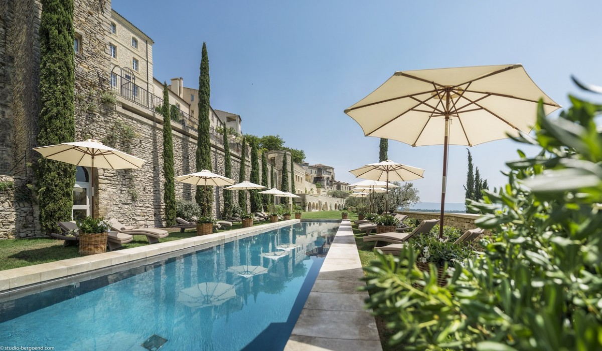la bastide de gordes luxury hotel in gordes rosier