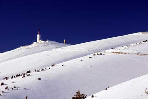 Ski en Provence