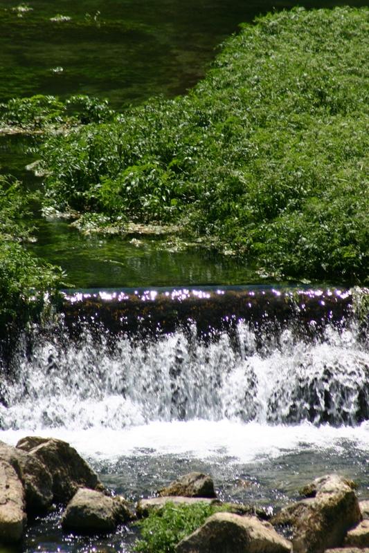 La Sorgue, Fontaine de Vaucluse