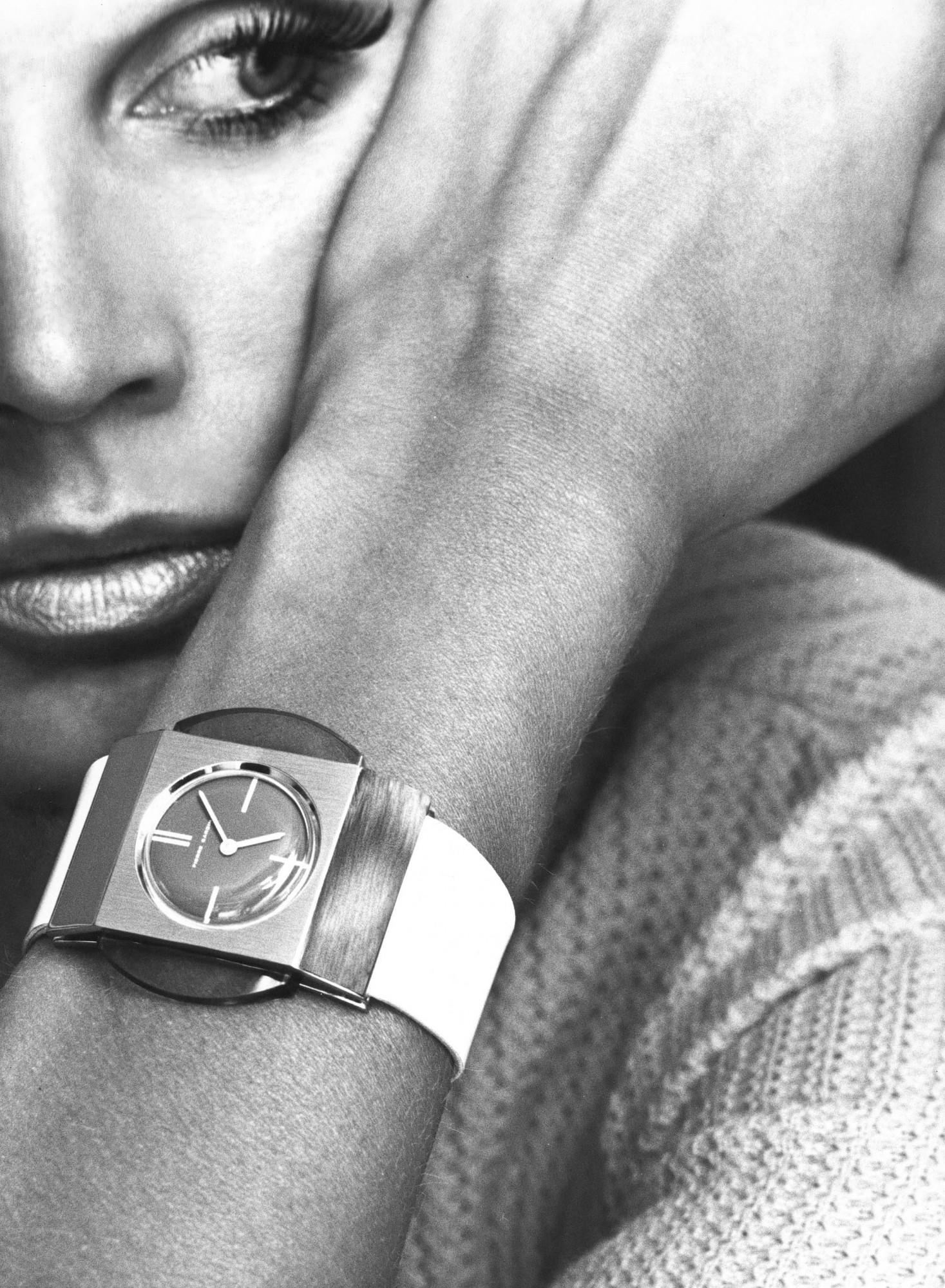 Pierre Cardin, montre du Luxe