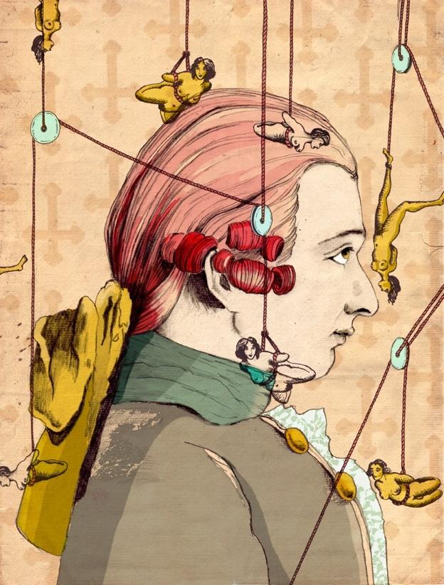 Sade, portrait imaginaire du divin marquis