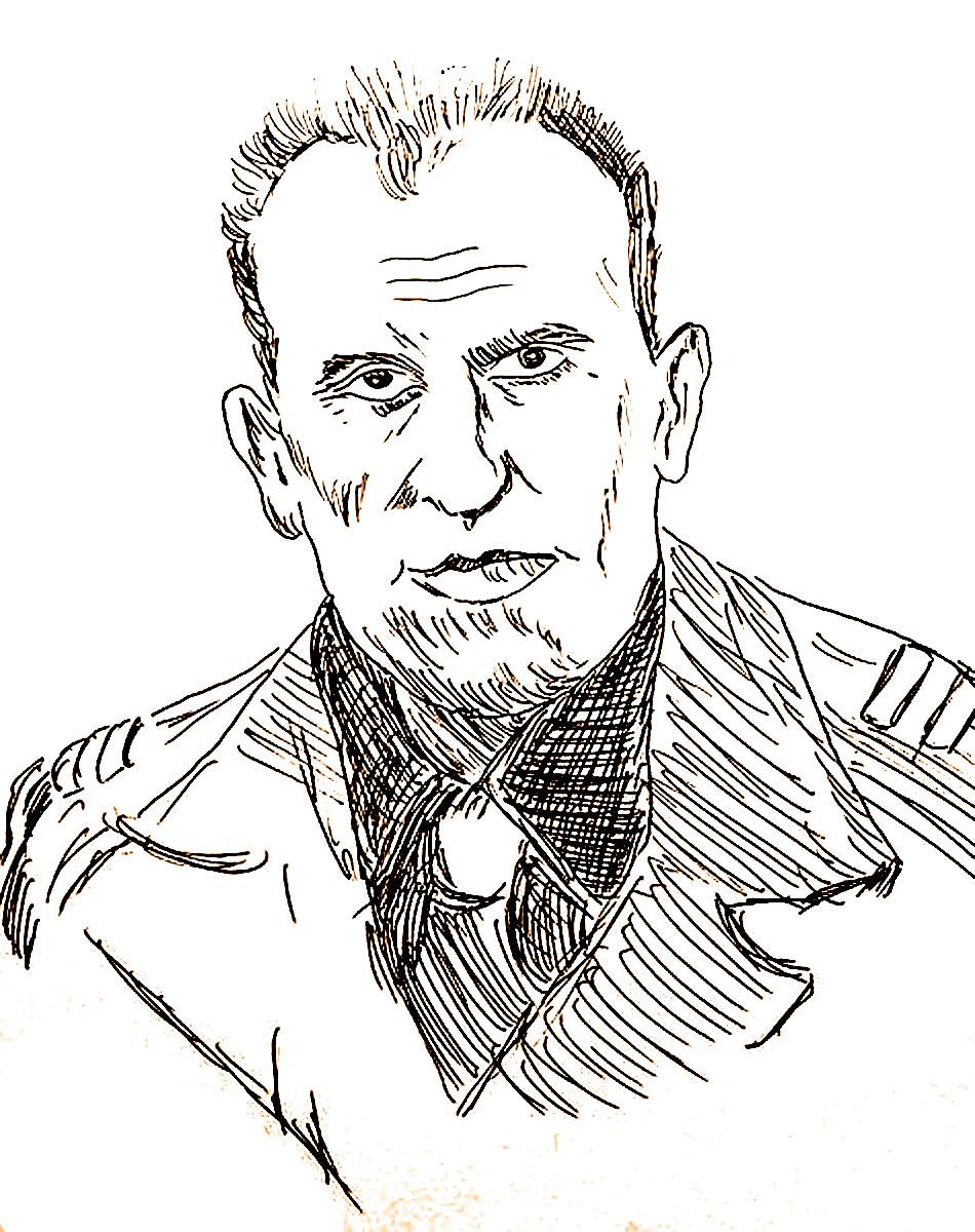 René Char, capitaine Alexandre