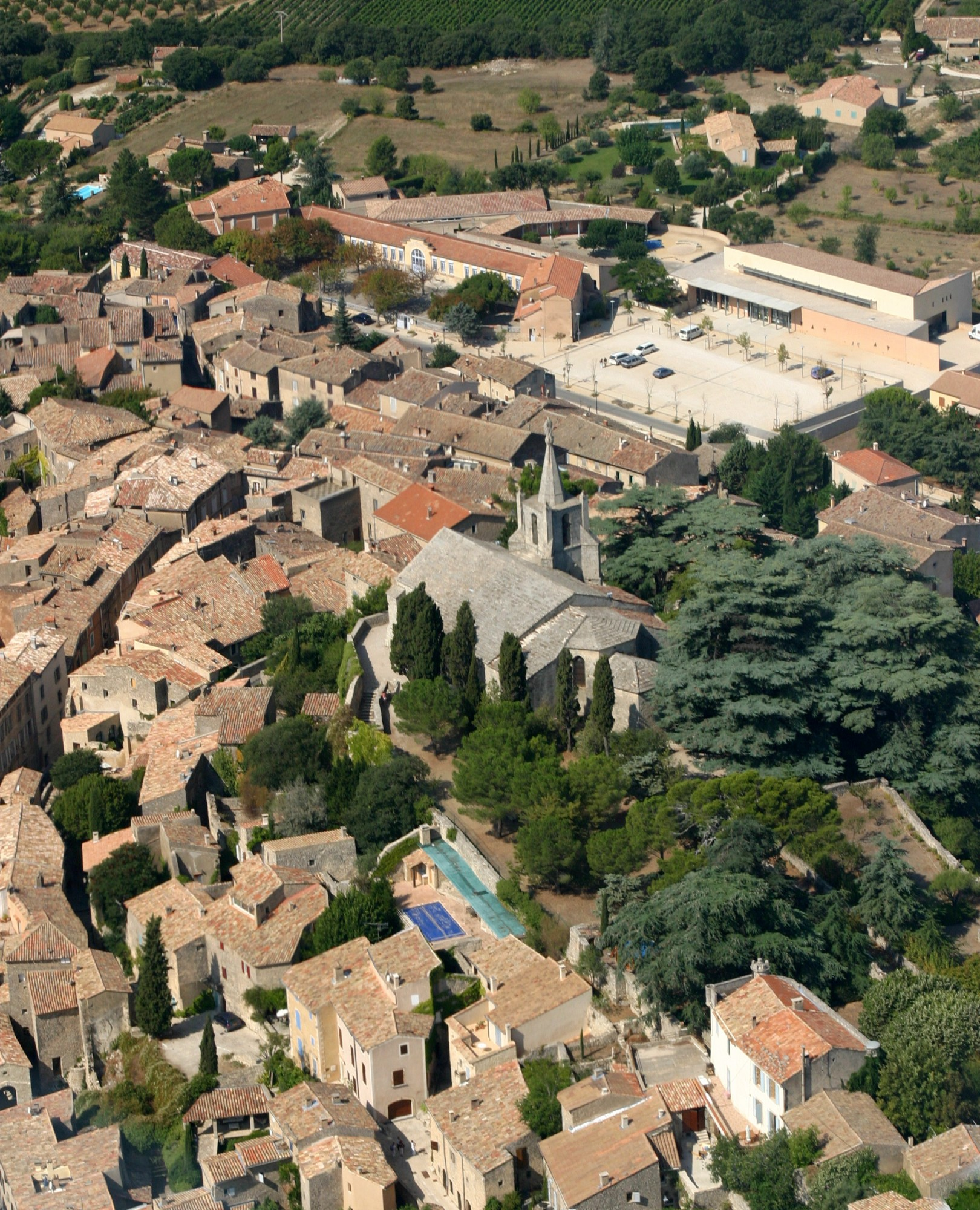 luberon village walk