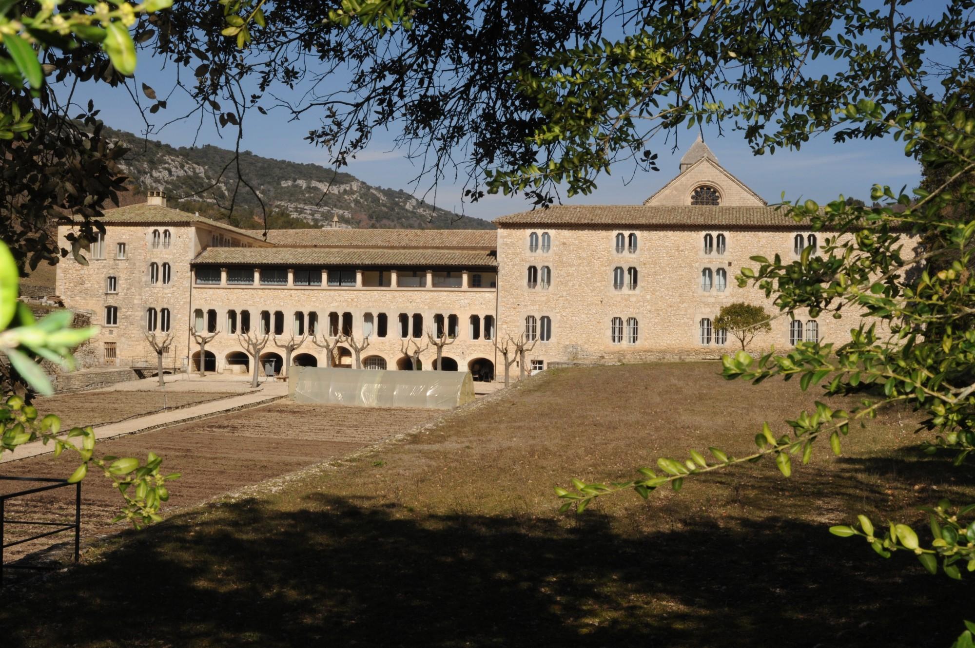 monastère cistercien Notre-Dame de Sénanque
