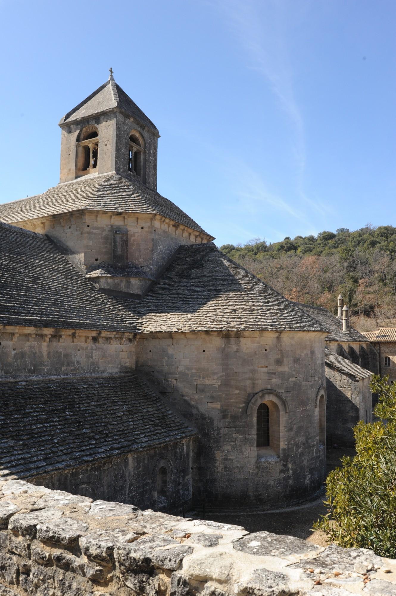 Eglise de Notre-Dame de Sénanque, Gordes