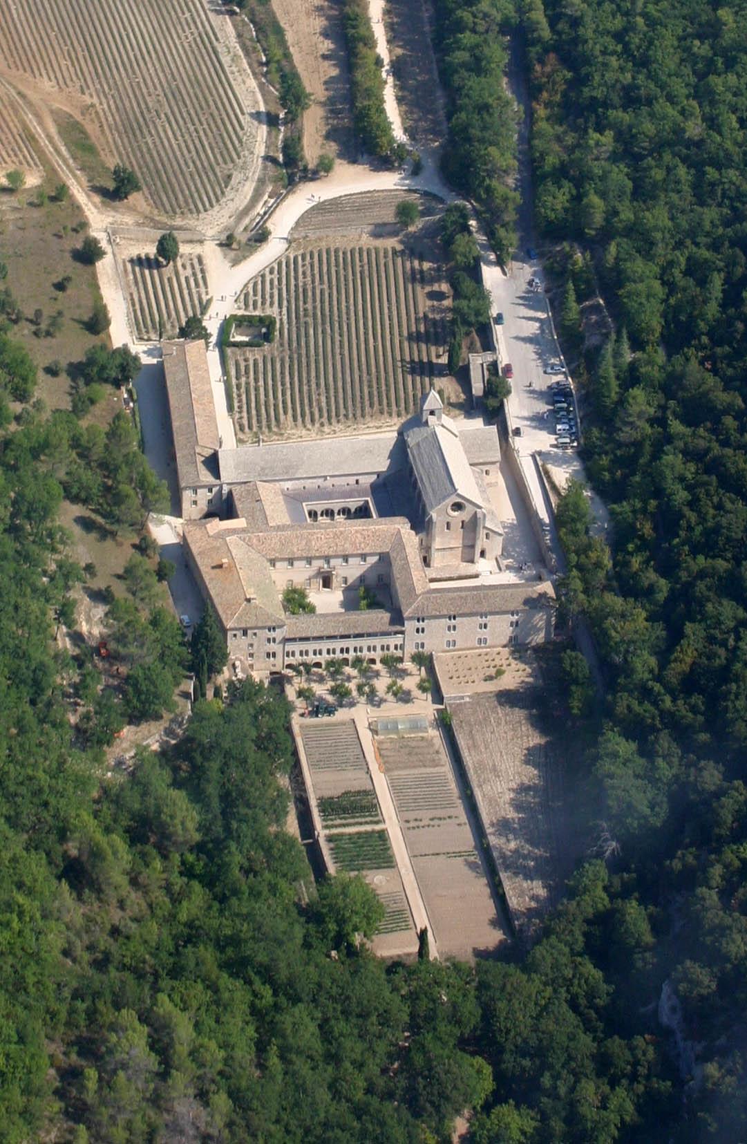 Abbaye cistercienne de Sénanque, Gordes