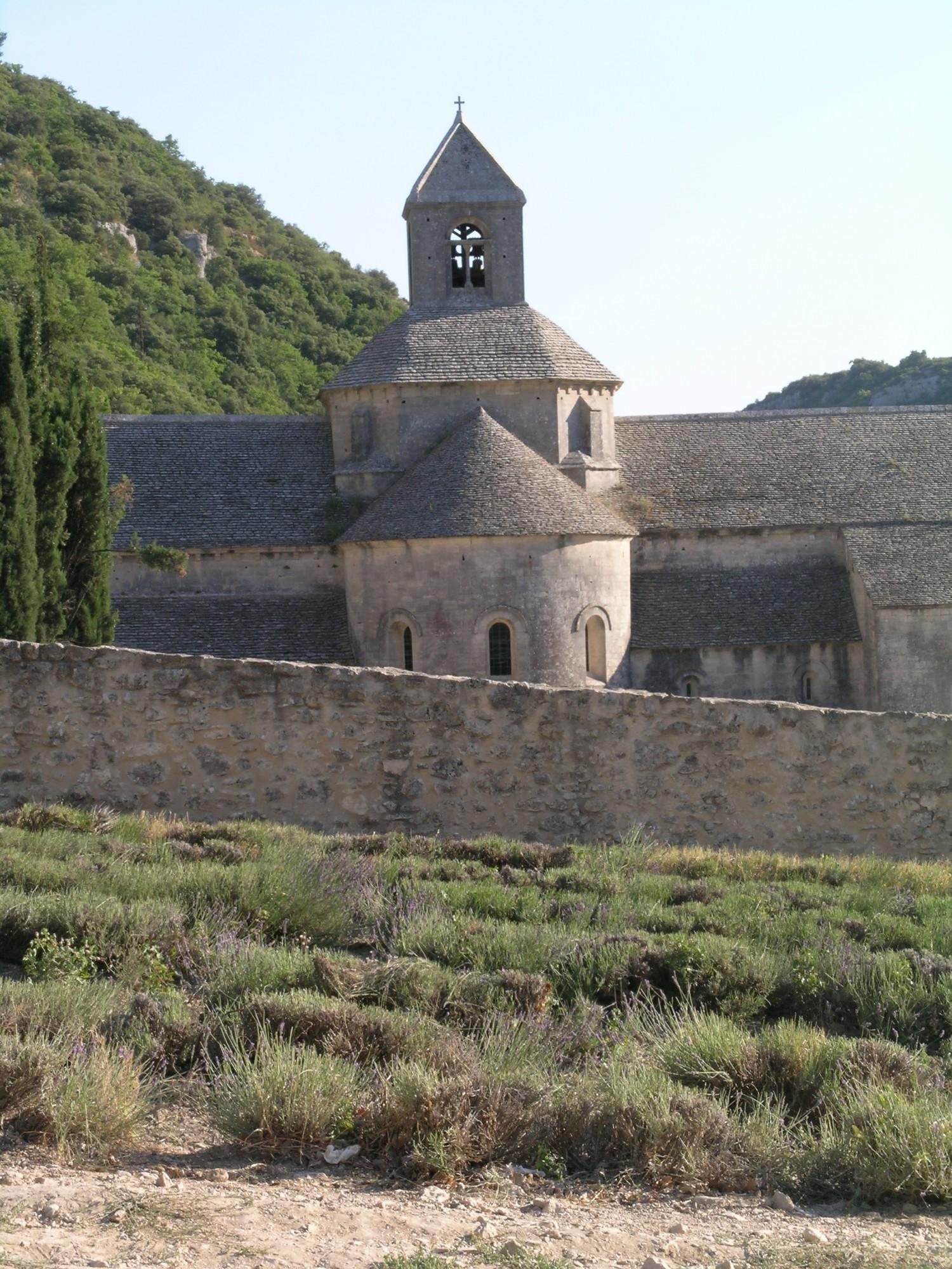 Notre-Dame de Sénanque, Luberon