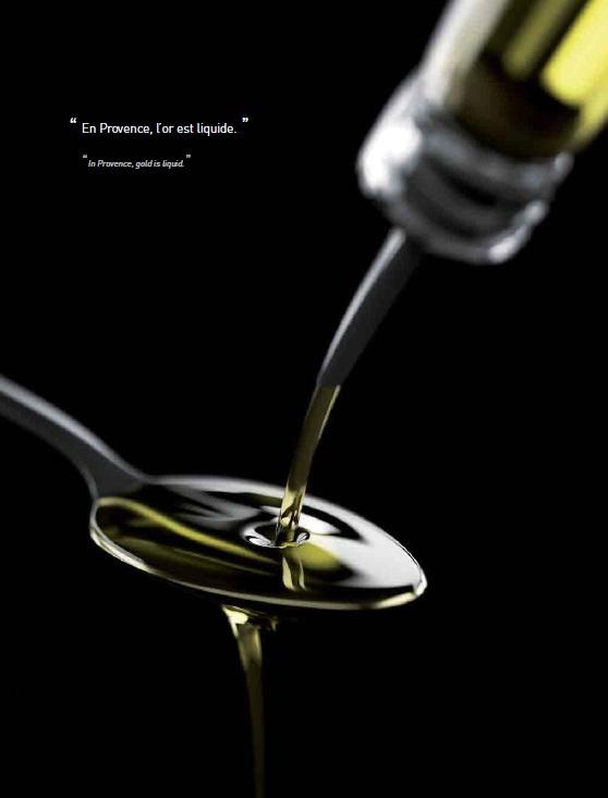 Huile d'olive délicatesse de Provence