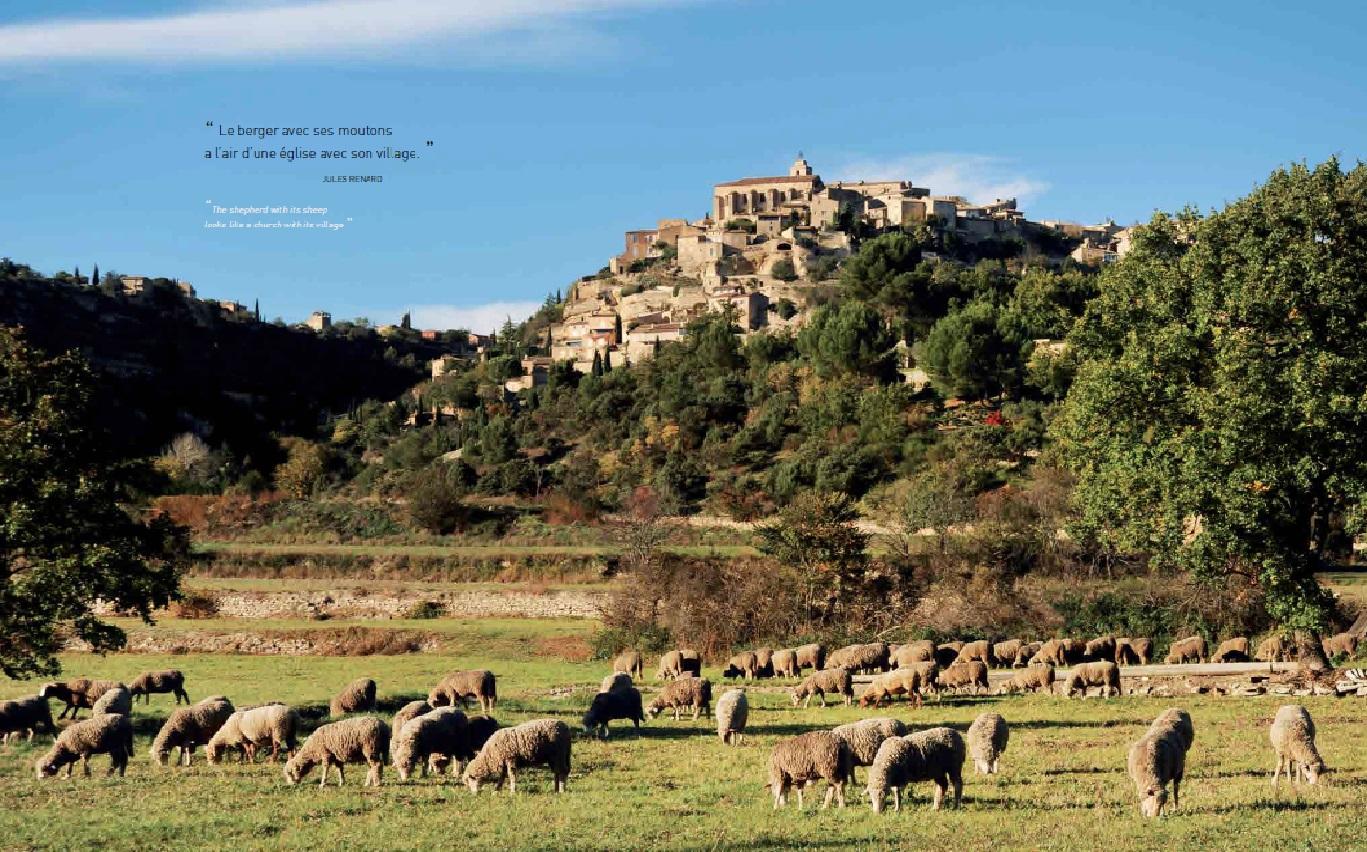 Village classé de Gordes Luberon