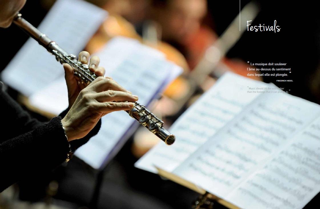 Festivals de musique Luberon Provence