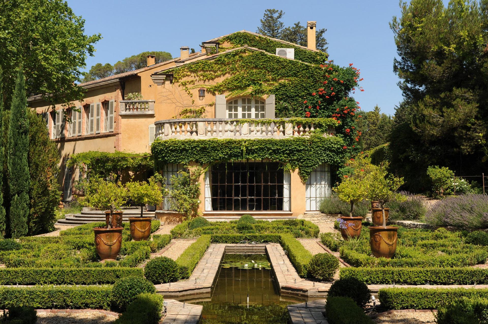 Propriéte de prestige Luberon Provence