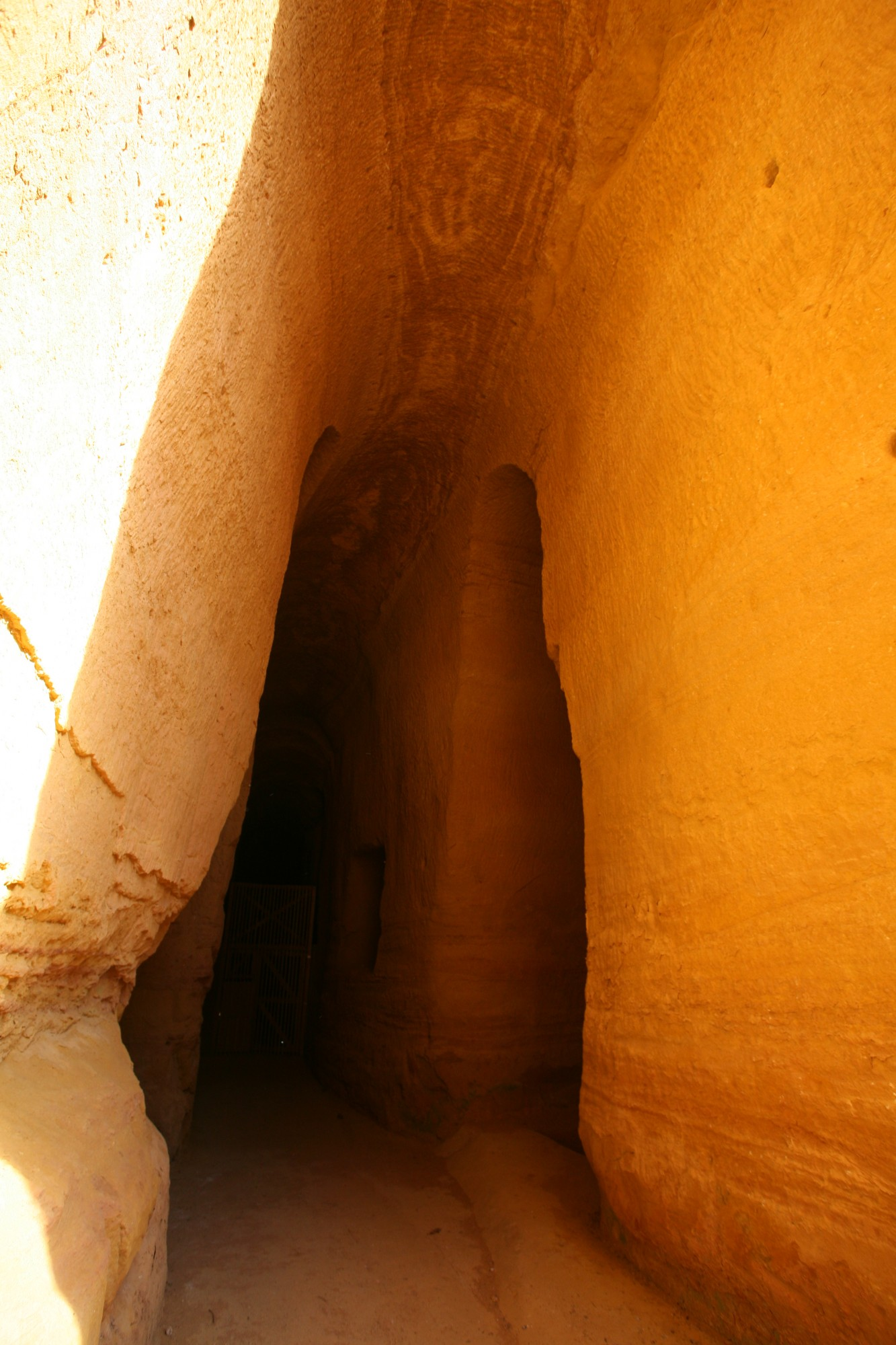 L'ocre du Luberon, mines de Gargas