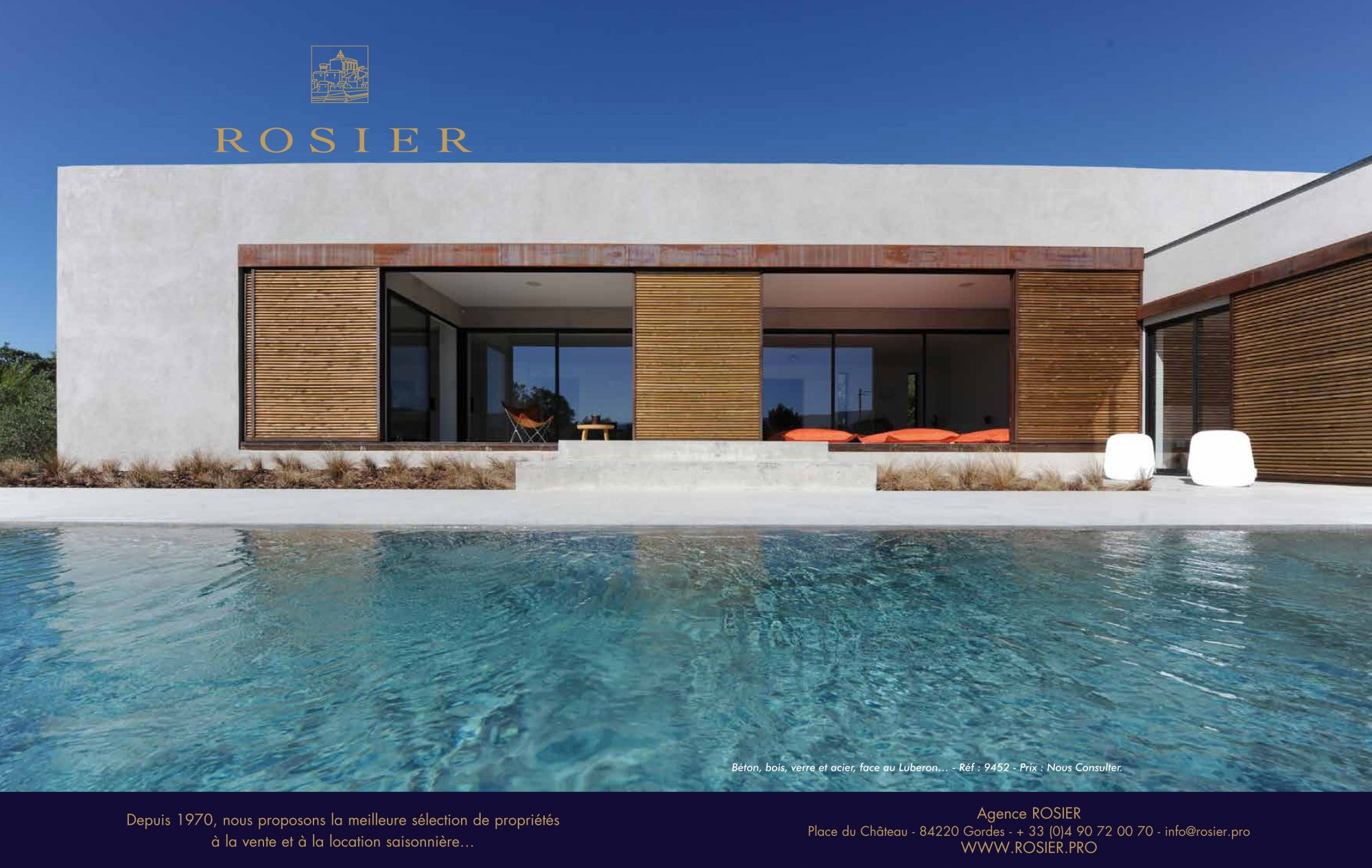 Luxurious Magazine Cote Sud A Real Lifestyle Rosier