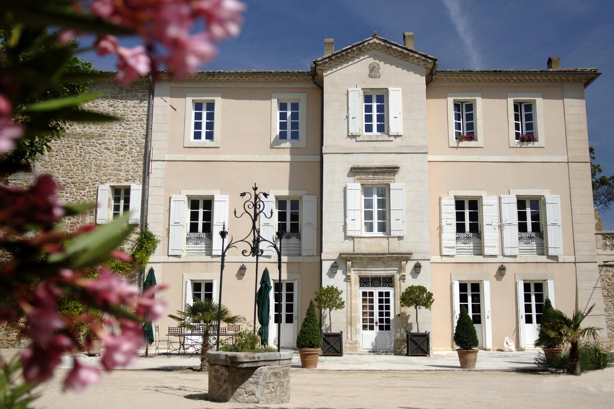 Chateau à vendre proche Avignon