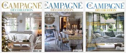 magazine de d coration campagne decoration agence rosier. Black Bedroom Furniture Sets. Home Design Ideas