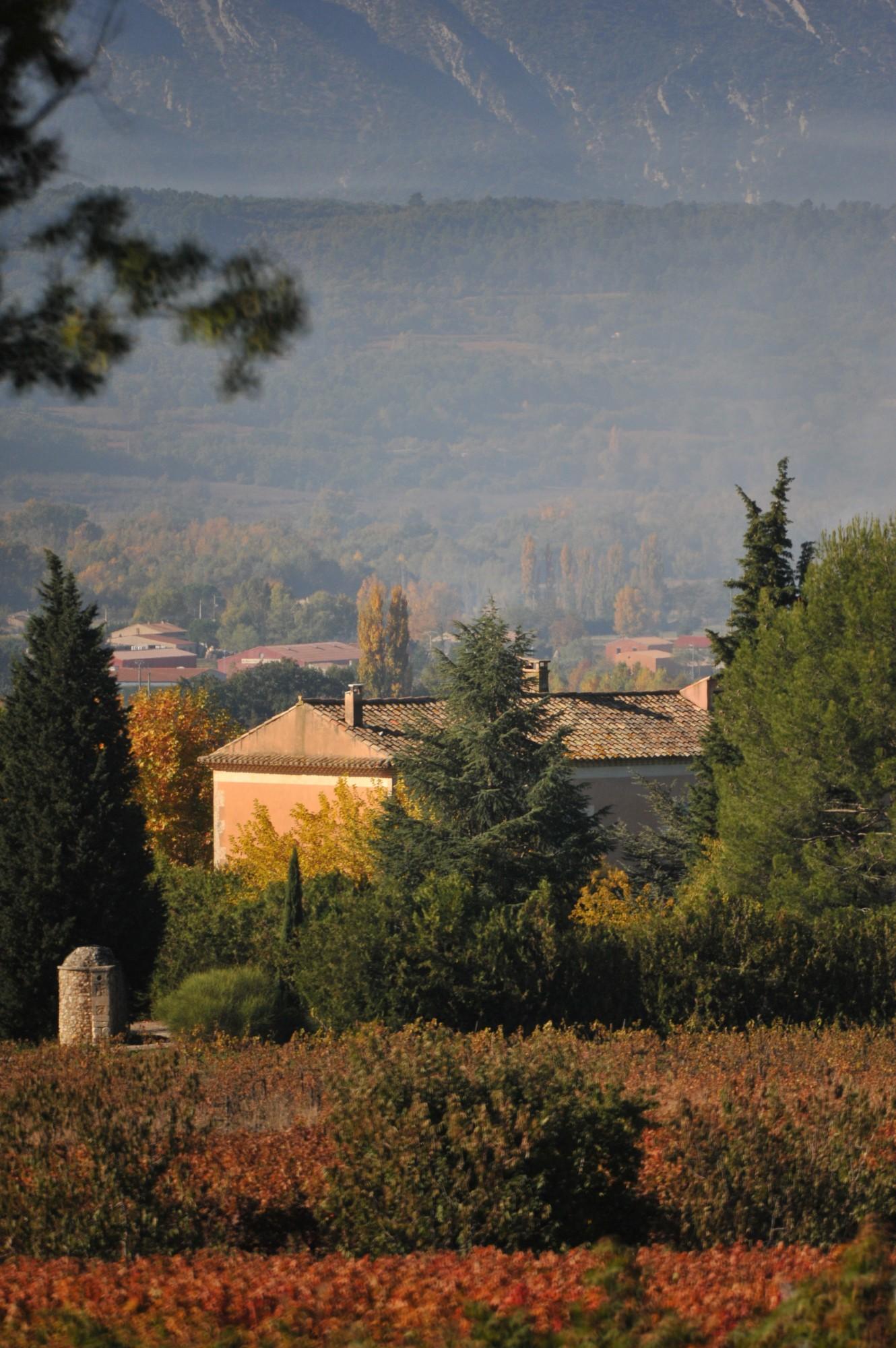 Bastide en Luberon