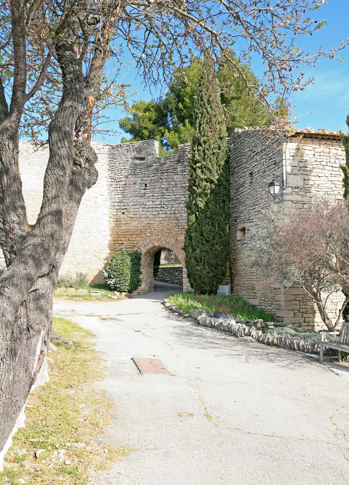 Village de Goult, Luberon