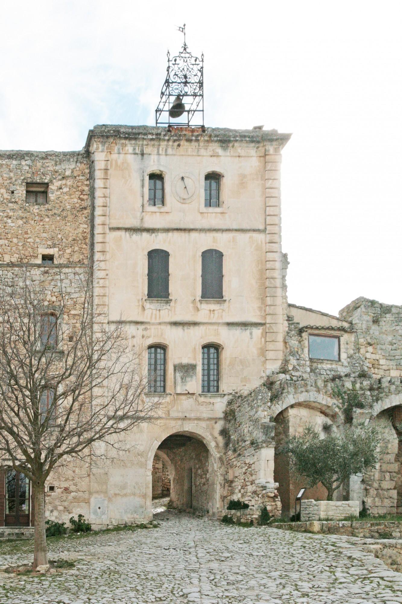 L'ancienne mairie d'Oppède-le-vieux, Luberon