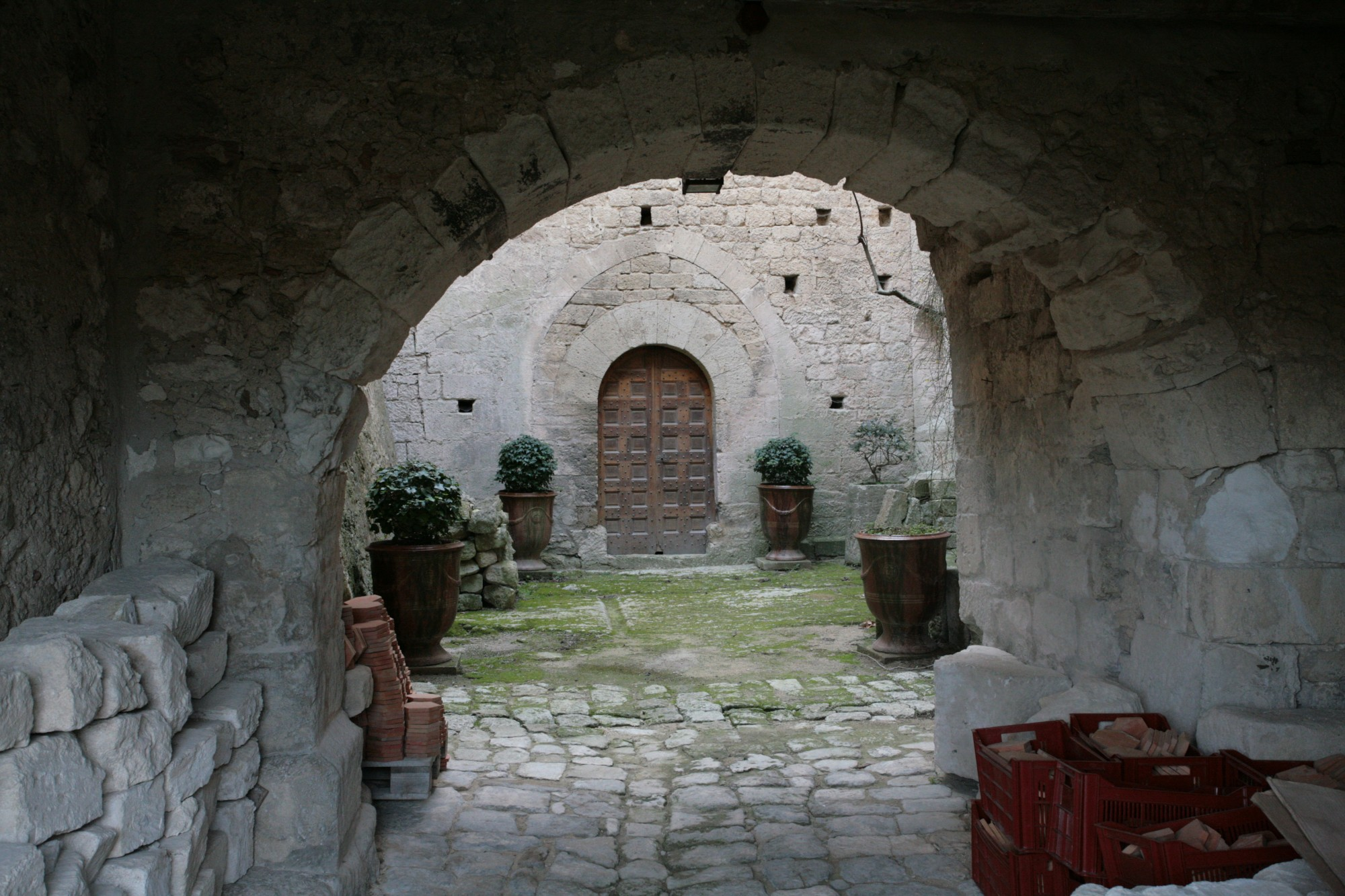 Oppède-le-vieux, village perché en Luberon