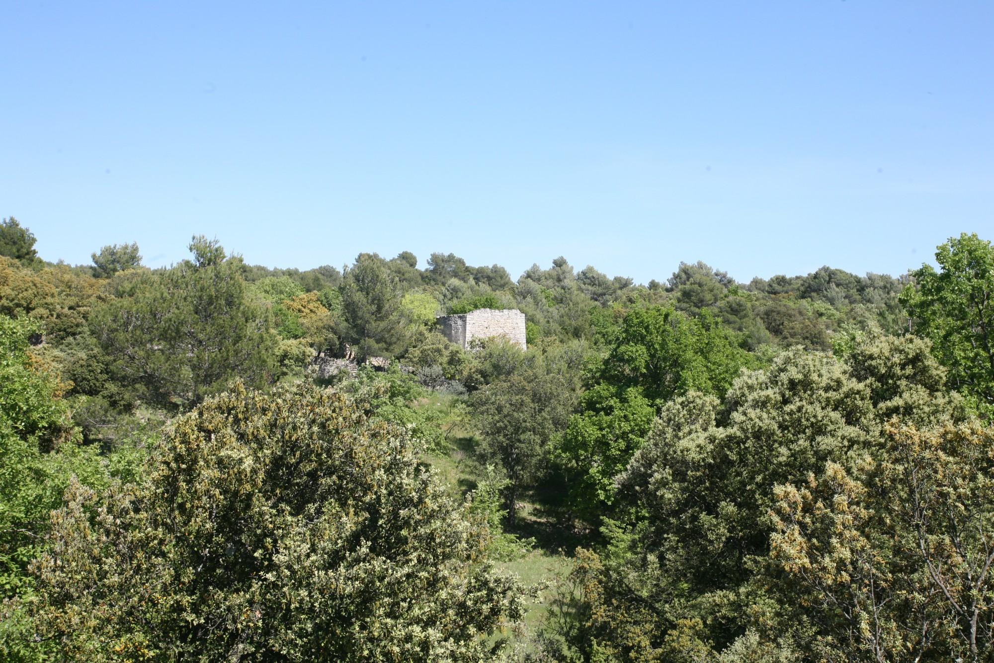 Le vieux village des Beaumettes