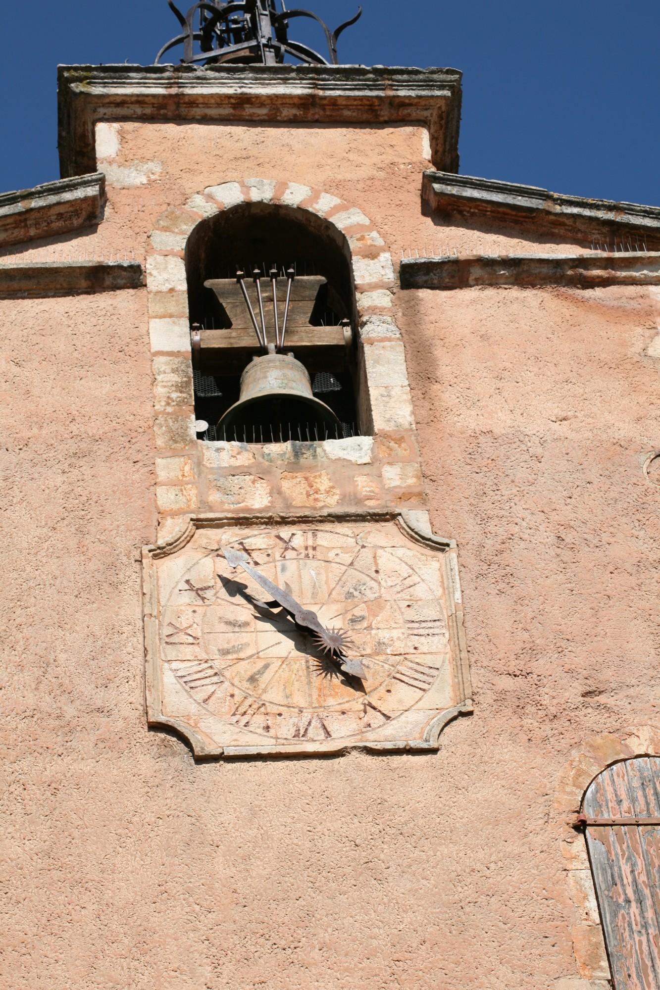 Le village perché de Roussillon, entre Gordes et le Luberon