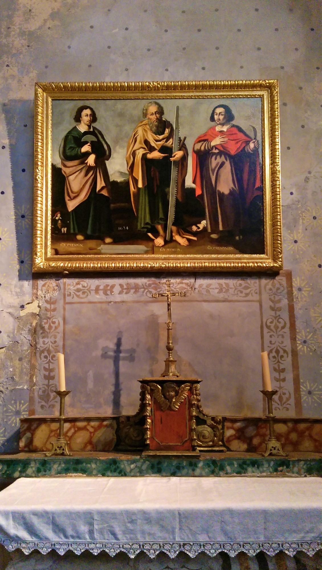 chapelle Saint Eloi, église de Gordes, Luberon