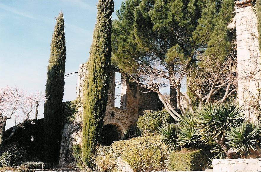 La commanderie templière de Joucas