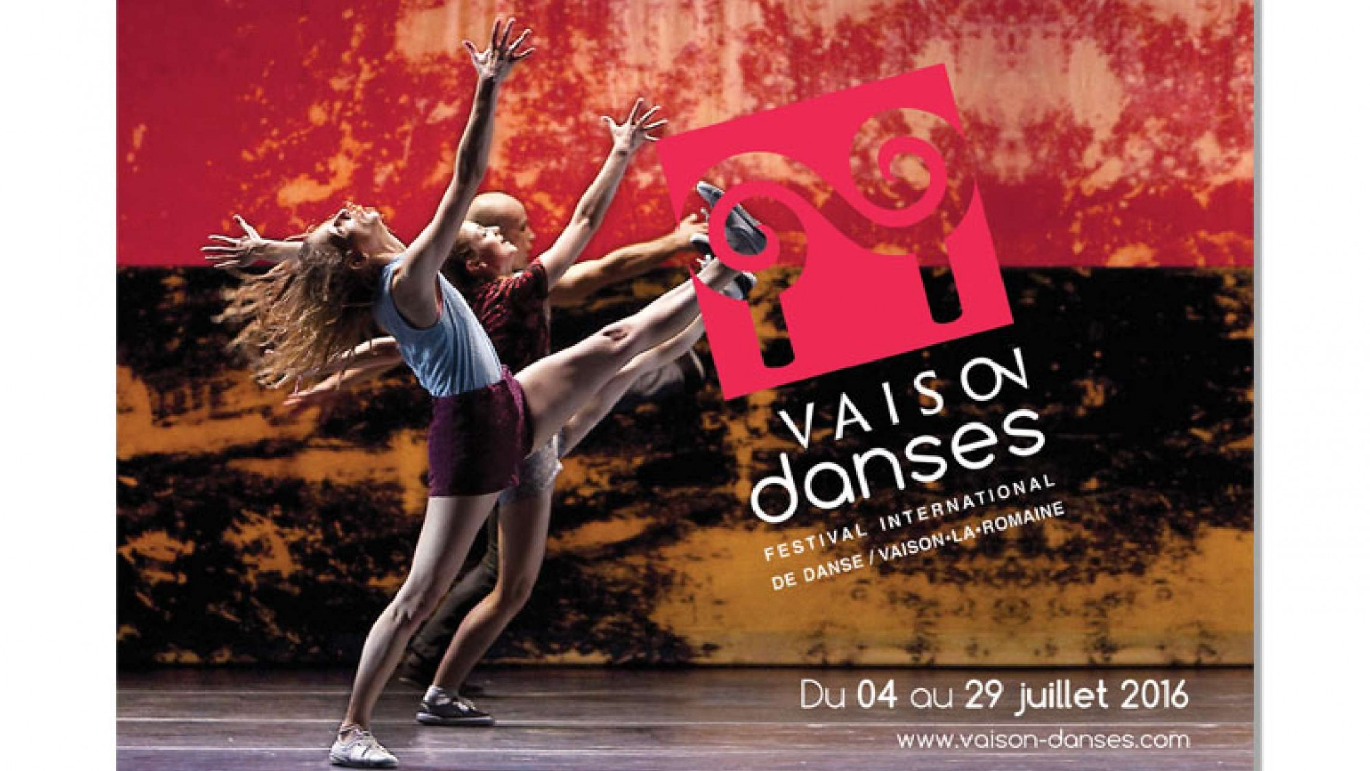 VAISON DANSES, le Festival International de danse de Vaison-la-Romaine