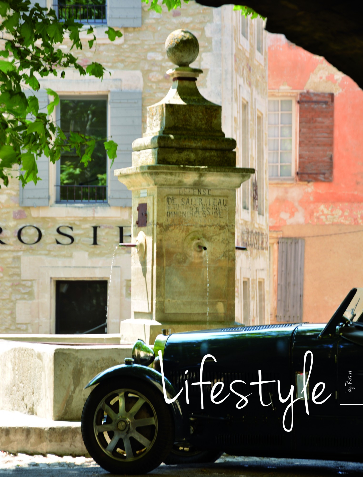 Lifestyle by Rosier, le magazine - édition 2016