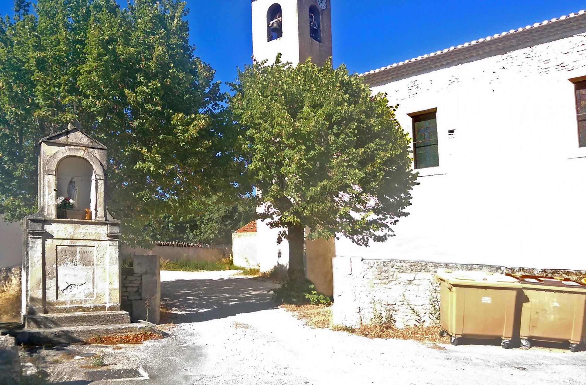 L'église des Imberts