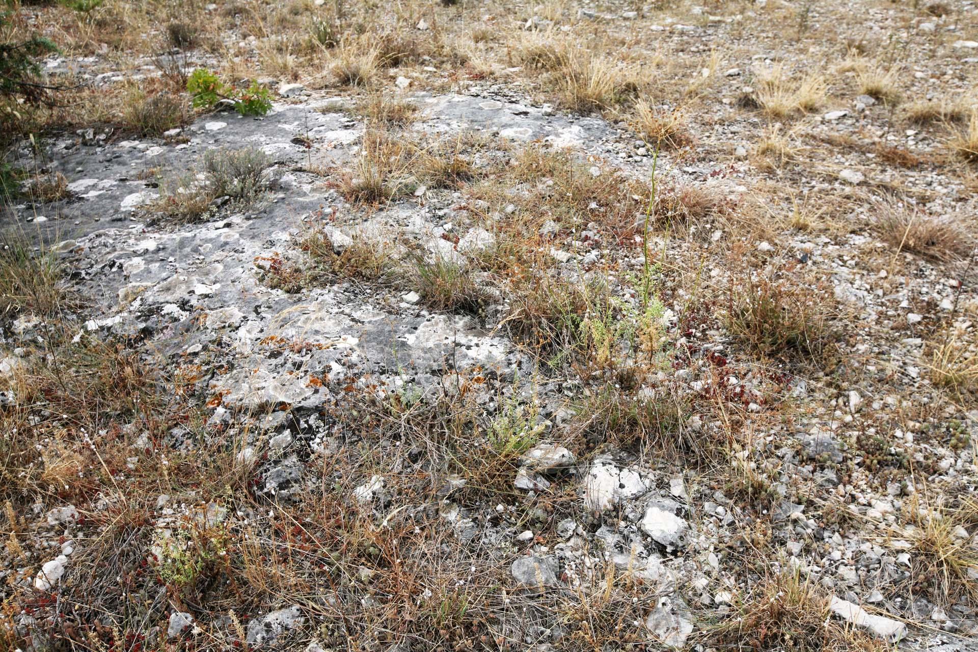 Géologie des sols de Gordes