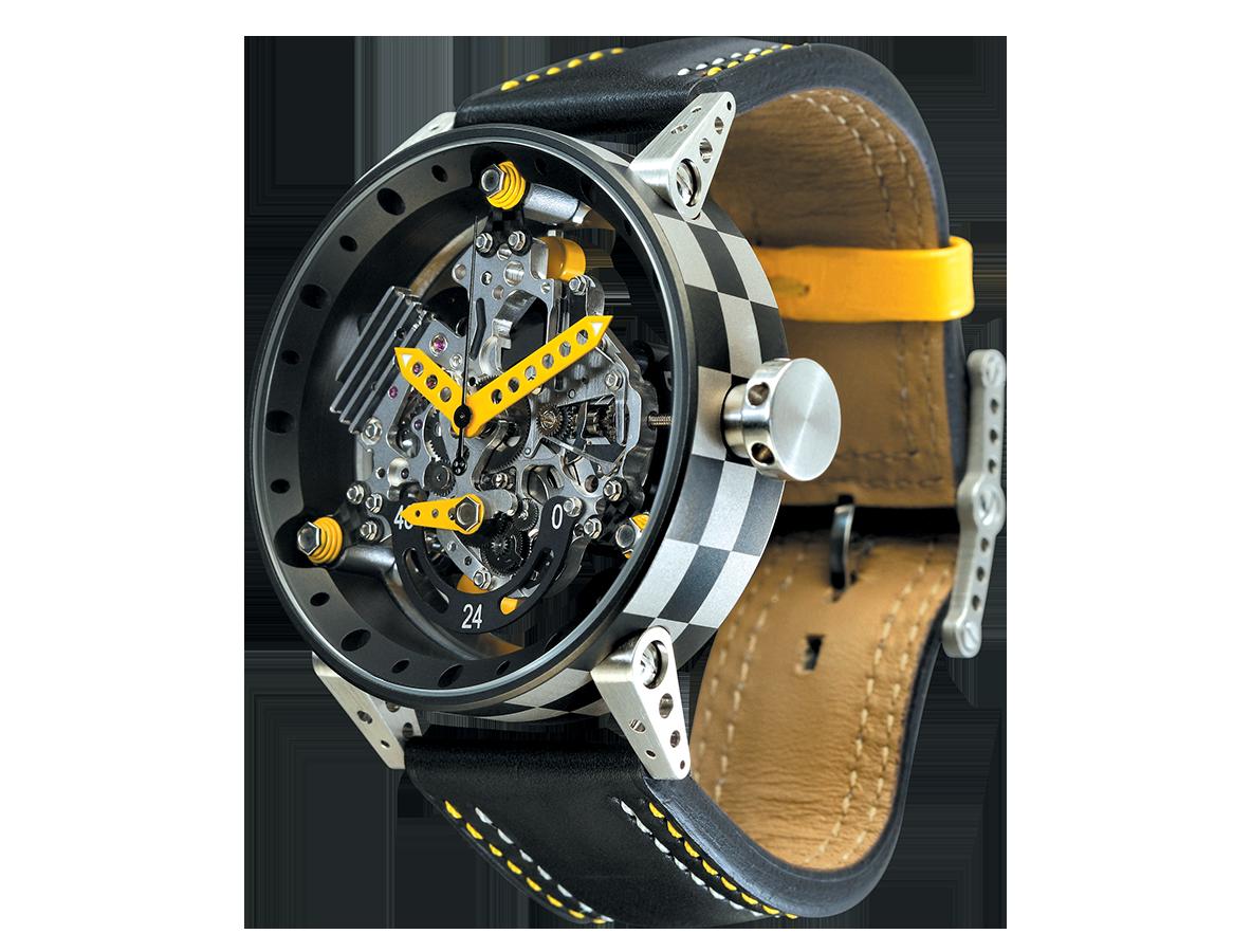 Les montres prestigieuses « BRM » Bernard Richards Manufacture