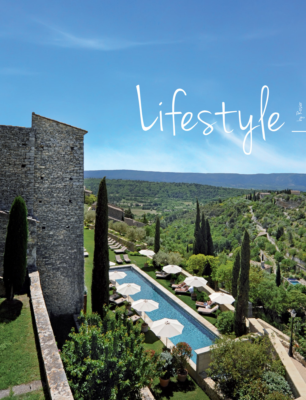 Lifestyle by Rosier, le magazine - édition 2017