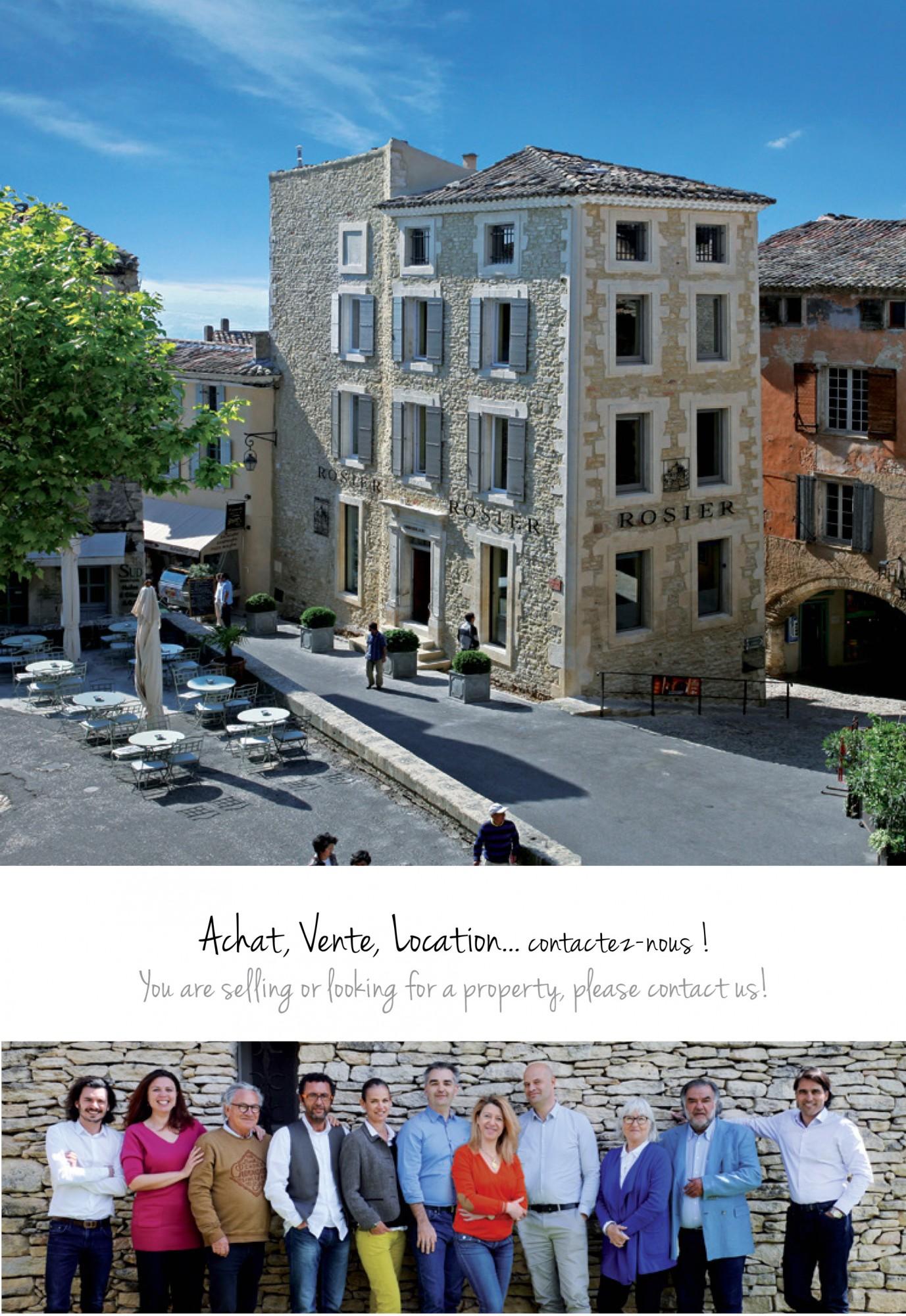 Achat, Vente, Location à Gordes