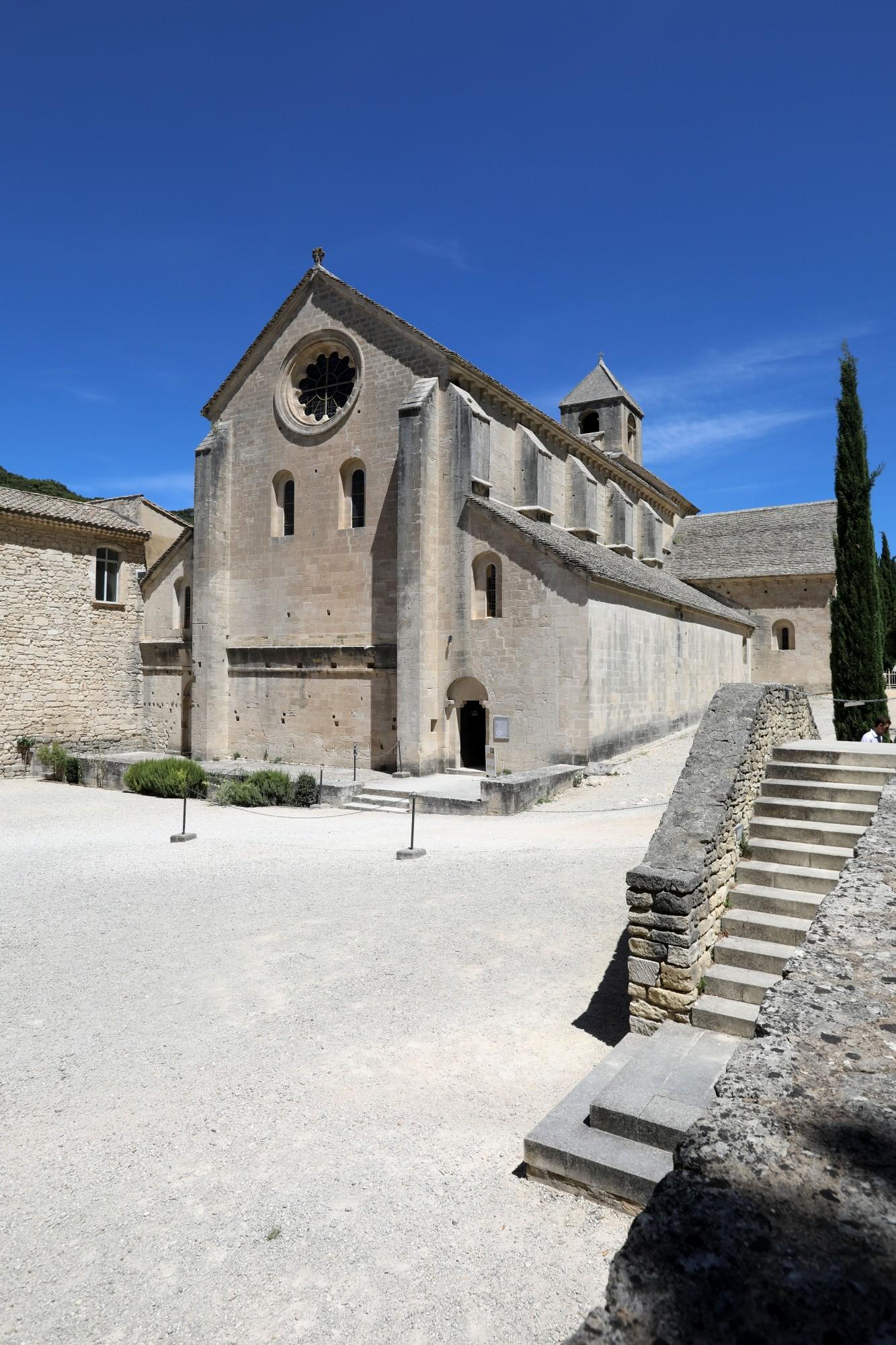 L'abbaye Cistercienne de SENANQUE à Gordes en Luberon