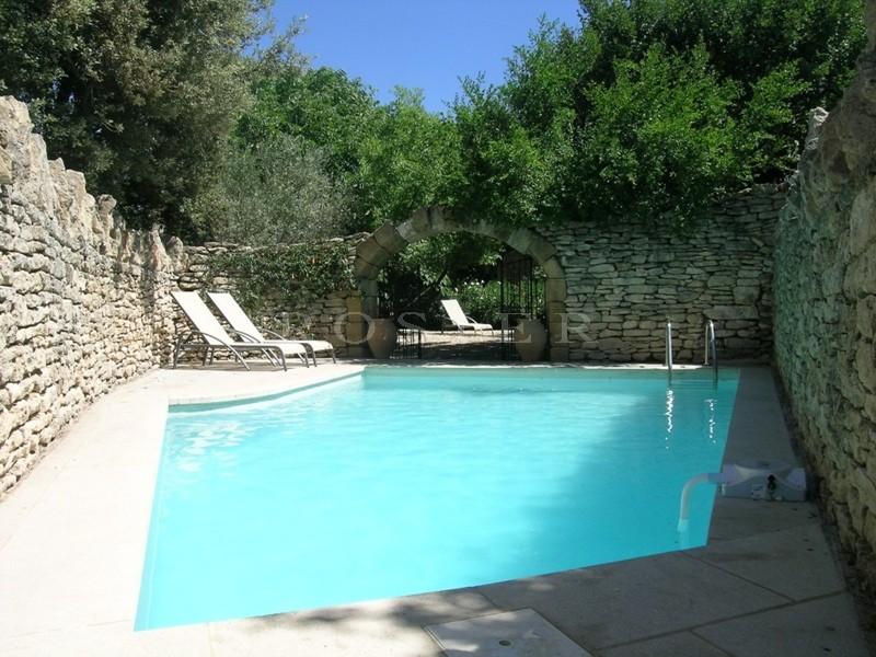 Location locations saisonnieres location saisonni re en - Location luberon piscine ...