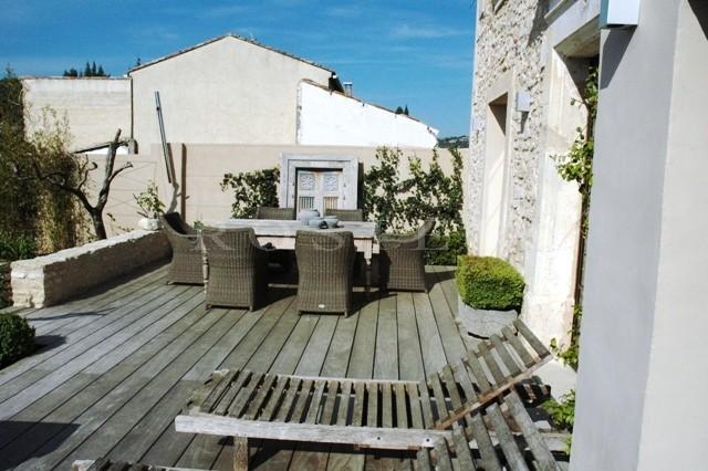 Location locations saisonnieres location de vacances au - Location maison avec piscine luberon ...