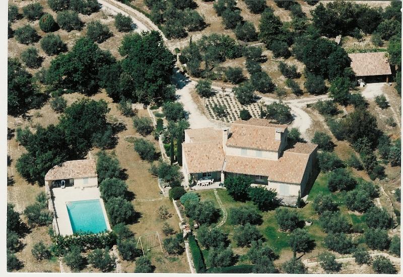 Maison en pierres à Gordes sur 1,7 hectares