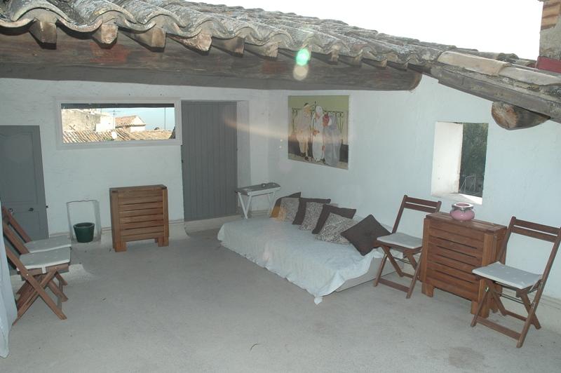 Maison de village proche du golf de Saumane