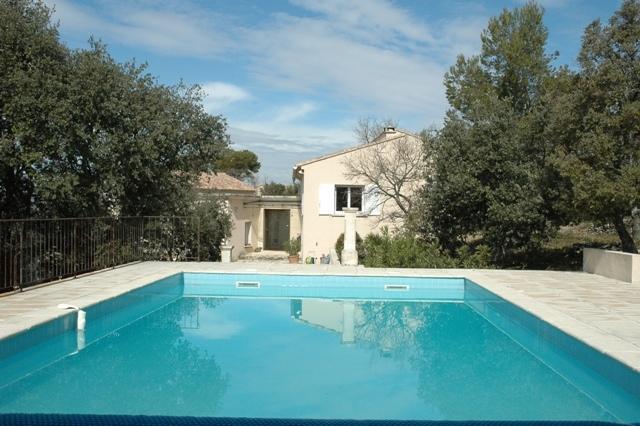 Villa contemporaine sur les Monts de Vaucluse