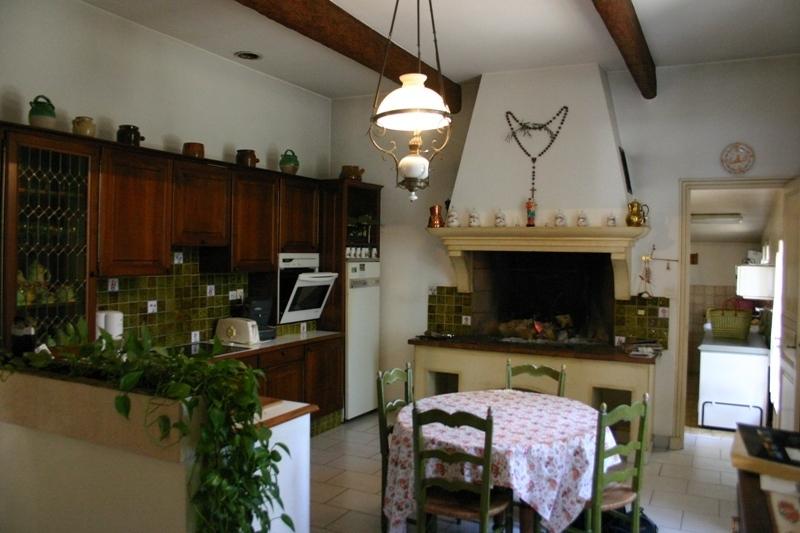 Maison de Maître au coeur d'un village entre Avignon et Saint Remy
